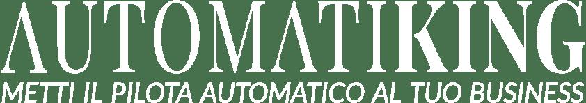Automatiking - metti il pilota automatico al tuo business
