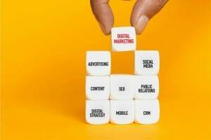 marketing digitale cosa fa